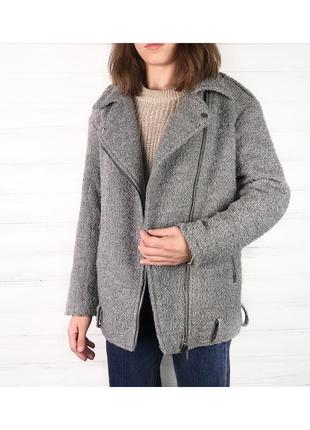 Удлиненная курточка-косуха cubus