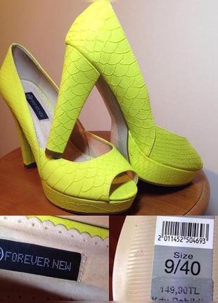 Туфли от forever new