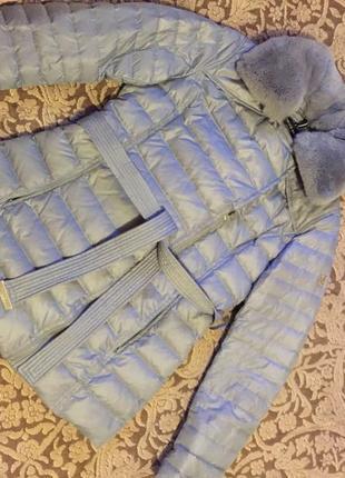 Стильная , брендовая куртка ... очень теплая , зимняя