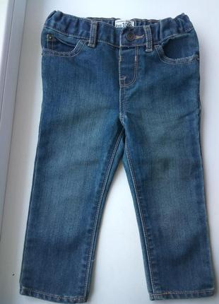 Фирменные джинсы childrens place, 18-24 мес.