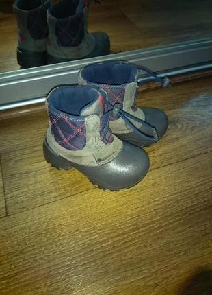 Сноубутсы,сапоги, ботинки columbia