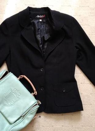 Черный пиджак#жакет