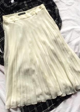 Плисерованная юбка атм 🕊
