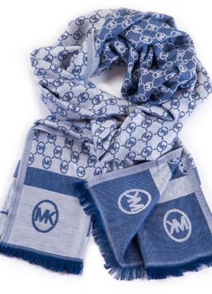 Кашемировый стильный шарф