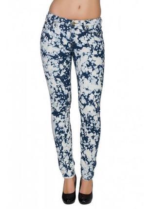 Женские джинсы  skarlett skinny американского бренда lee