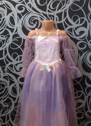 Карнавальное платье принцессы,королевы 6-8л