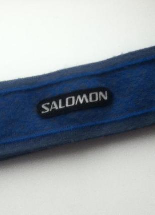 Спорт повязка на голову salomon (unisex)