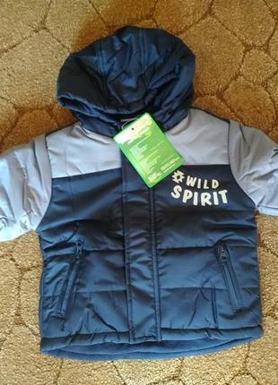 Распродажа куртка мембранная, термокуртка размер 110