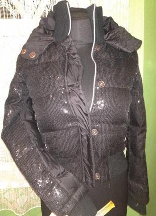 Куртка демисезон. размер s
