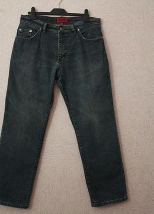 Pierre cardin- брендовые джинсы, оригинал, наш 50-52