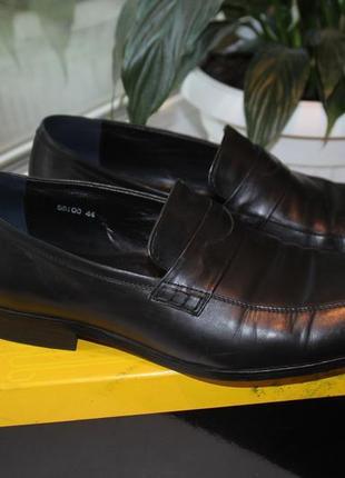 Брендовые туфли натуральная кожа antonio biaggi