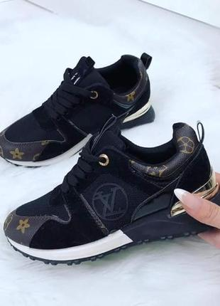 Кроссовки в стиле луї віттон