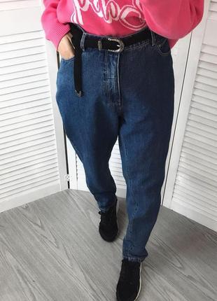 Високі мам-джинси /mom джинсы с высокой талией