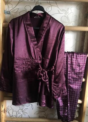Шикарный домашний костюм или пижама на флисе