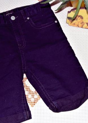 Джинсовые шорты на 9-10 лет