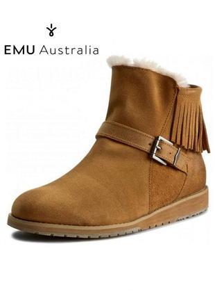3414 сапожки emu australia us8/39 сток, нові