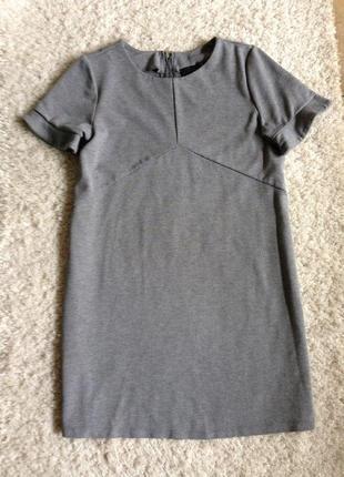 Трикотажное платье asos maternity
