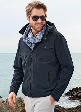 Мужская куртка ветровка от тсм tchibo (чибо), германия, xxl