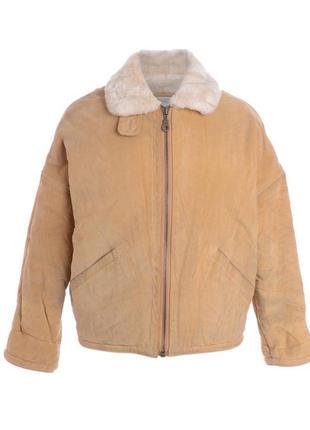 Куртка/косуха/дубленка dorothy perkins из искусственного шелка