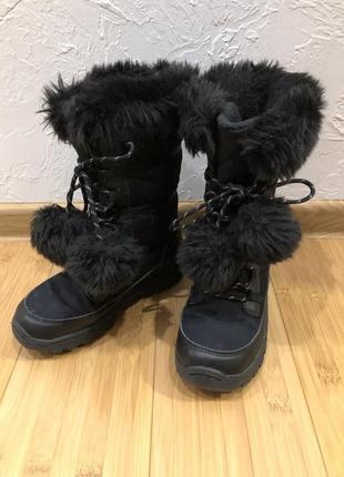 Зимние сапоги next