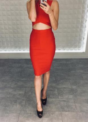 Красивое красивое платье
