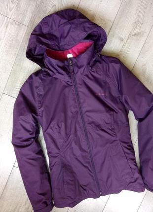 Куртка спортивная  quechua