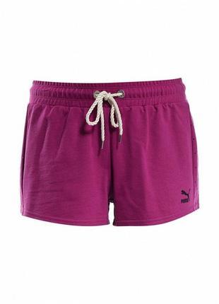 Женские спортивные шорты от puma
