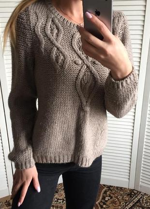Тепленький светр від george