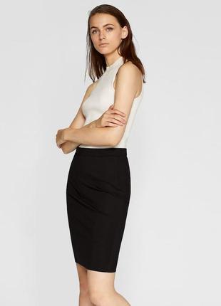 Отличная юбка карандаш stradivarius
