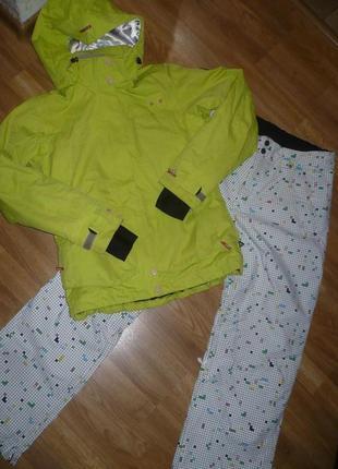 Лыжный костюм m icepeak 38р.