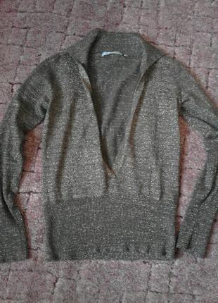 Модный свитерок с люрексом inwear