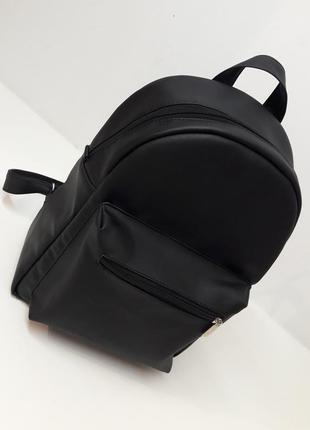 Женский рюкзак удобный чёрный для работы, учебы, города