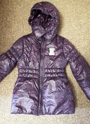 Куртка теплая на девочку esprit 110 - 116 размер
