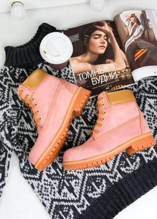 Новинка! шикарные женские ботинки 😍5