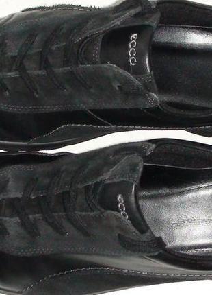 ... Ecco - шкіряні кросівки. р- 43 (27.5см)2 ... 26a0e02075760