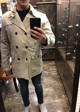 Мужские плащи Остин (Ostin) 2019 - купить недорого вещи в интернет ... 4ae9bf8b11a3e