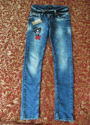 Классные джинсы dsquared