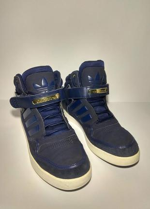 Кроссовки adidas originals adi rise 2.0 hi top