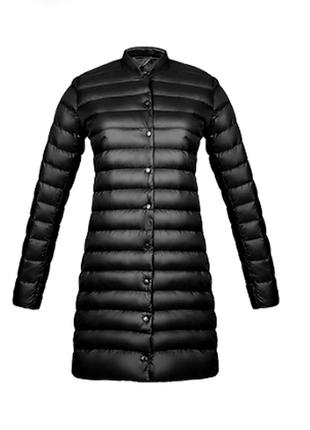 Пальто ультралёгкий пуховик