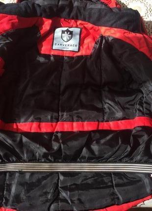 Термо куртка горнолыжная carverace2