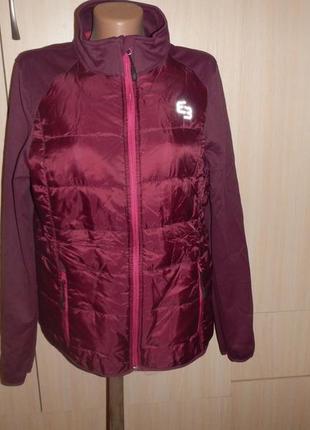 Куртка кофта crivit p.l softshell
