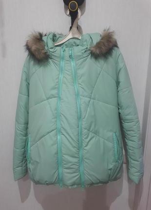 Нереально теплая зимняя куртка для беременных