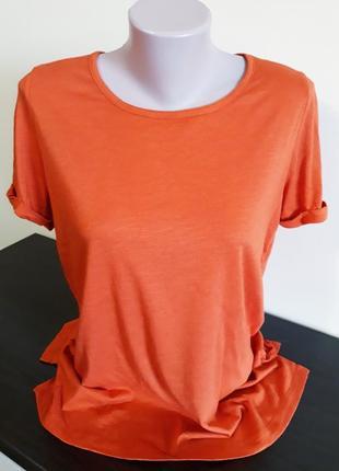 Брендовая футболка,блуза 50/52р.
