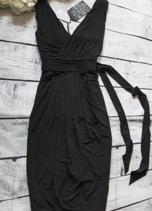 Стильное черное платье coast