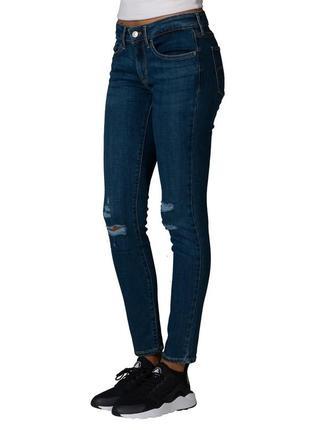 Жіночі джинси завужені levi's skinny 💖💖💖 знижка!!!