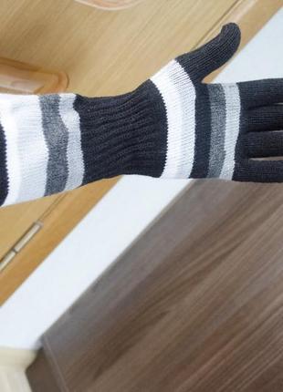 Удлинённые перчатки