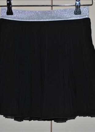 Шифоновая юбка dkny