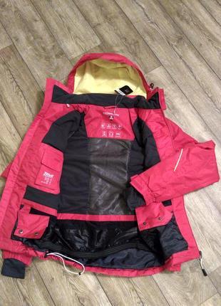 Лыжный женский костюм (термо куртка и штаны). германия р. 44(евр 38)