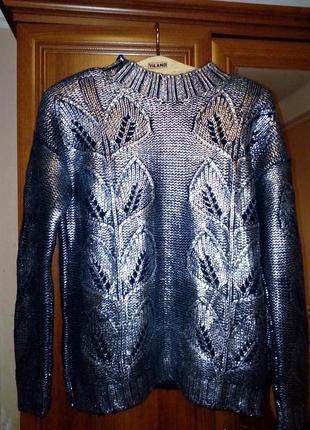 Красивый свитер 48 размера
