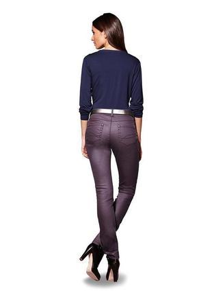 """Акция шикарные брюки slim fit"""" от тсм tchibo 40,42,44 евро"""